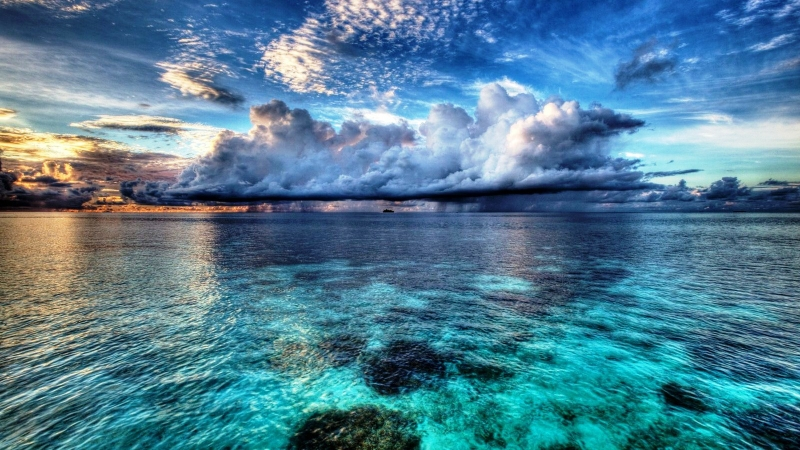 It Is All One Water – A poetic tribute to our world's oceans